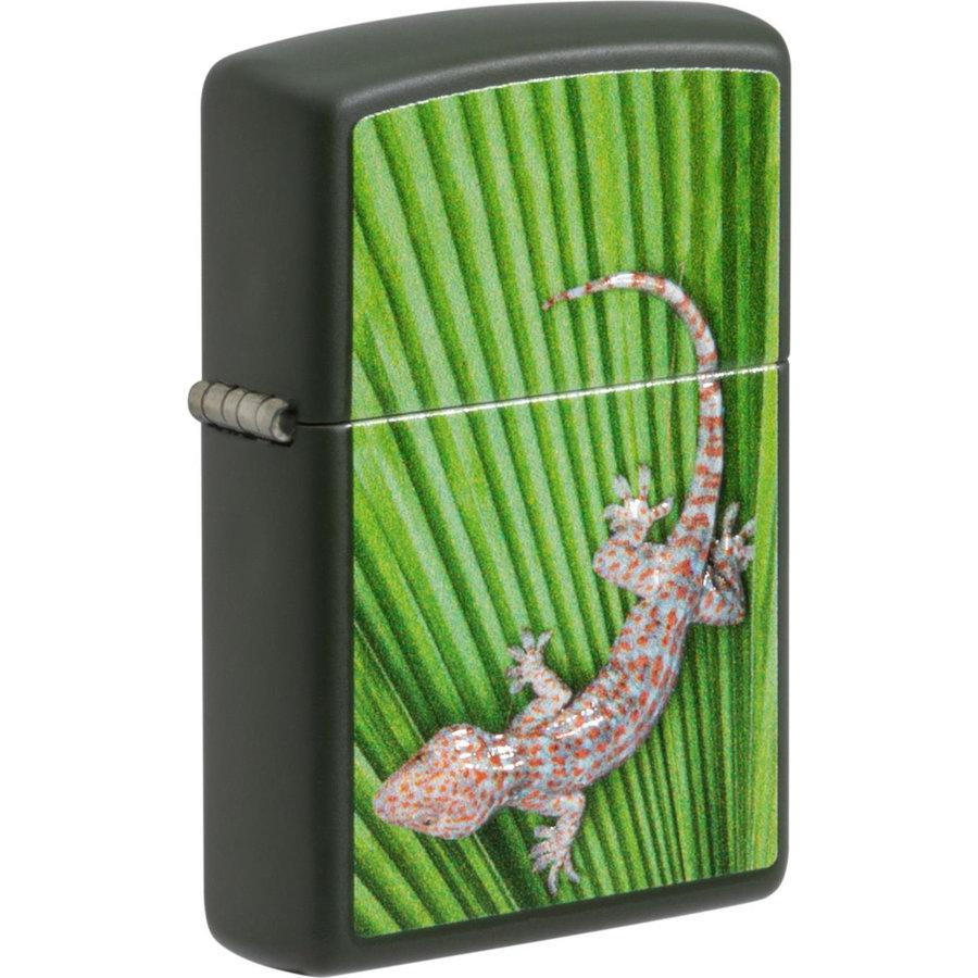 Aansteker Zippo 3D Print Gecko