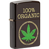 Zippo Lighter Zippo Leaf 100% Organic