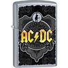 Zippo Aansteker Zippo AC/DC Yellow
