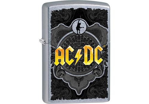 Lighter Zippo AC/DC Yellow