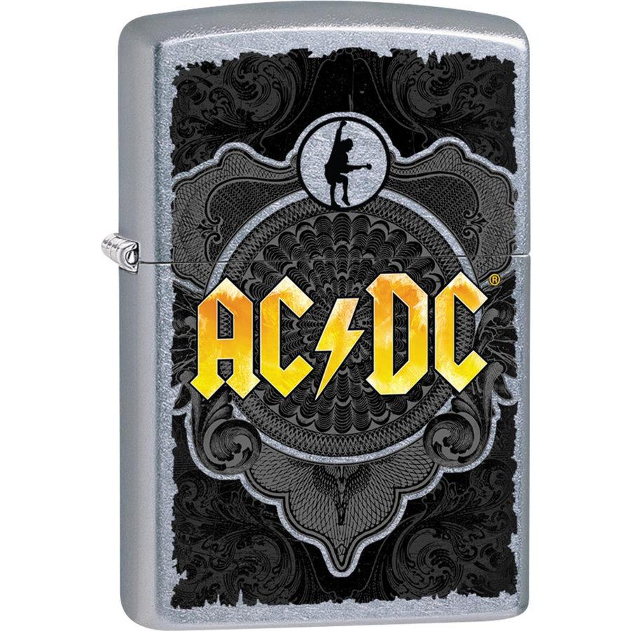 Aansteker Zippo AC/DC Yellow