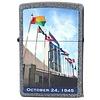 Zippo Aansteker Zippo United Nations Oct. 24, 1945