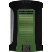 Aansteker Colibri Daytona Black Green