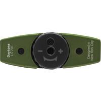 Lighter Colibri Daytona Black Green