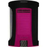Aansteker Colibri Daytona Black Pink