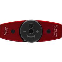 Aansteker Colibri Daytona Black Red
