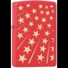 Zippo Aansteker Zippo Golden Stars