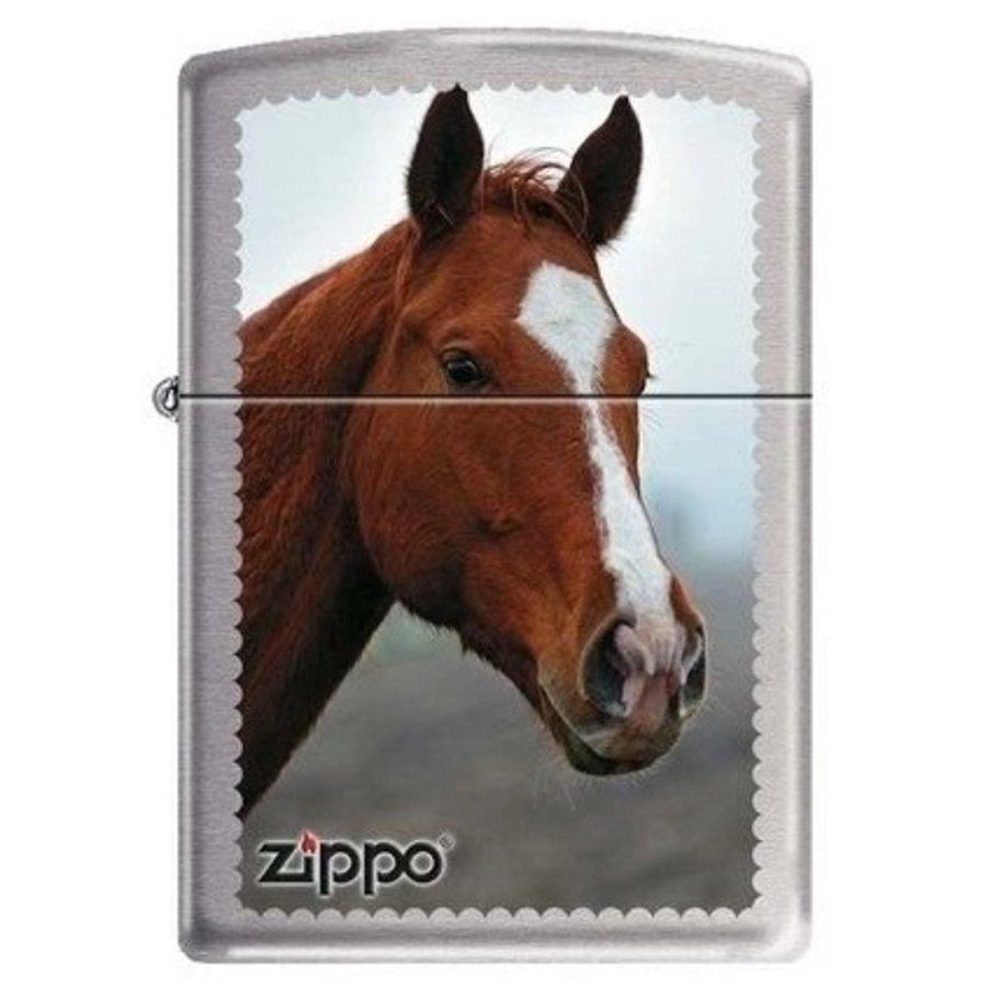 Aansteker Zippo Horse Head