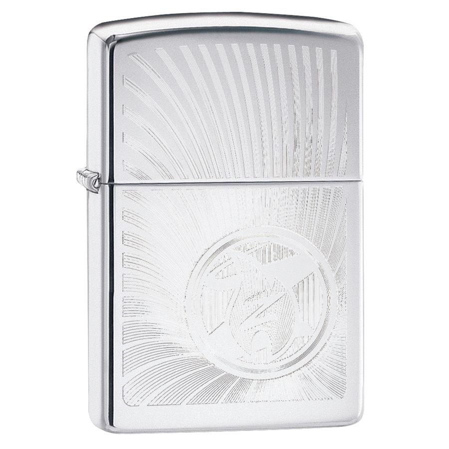 Lighter Zippo Radical Flame Design