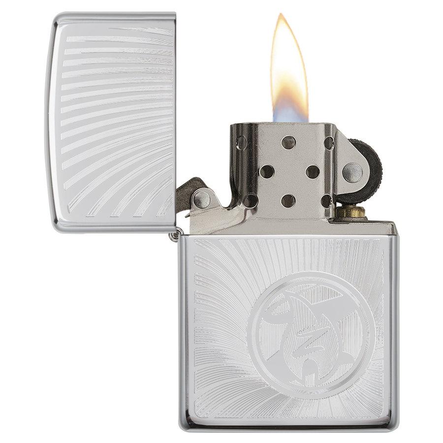 Aansteker Zippo Radical Flame Design