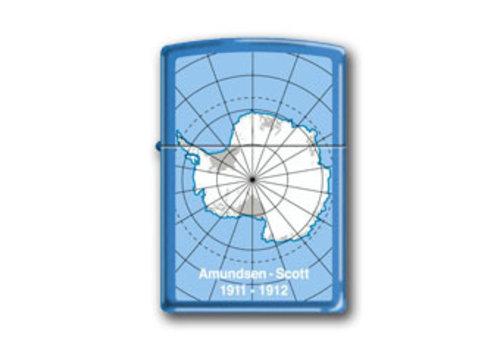 Lighter Zippo Antarctica Amundsen Scott