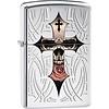 Zippo Lighter Zippo Skull Cross