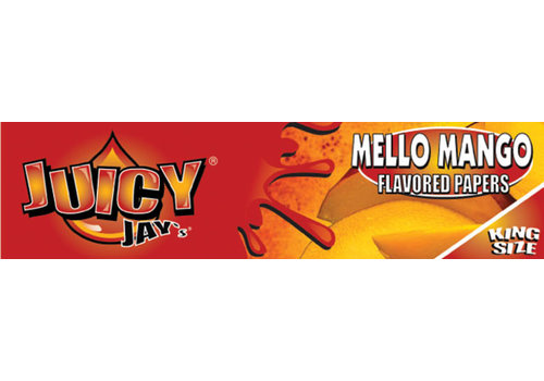 Juicy Jay's Mello Mango Kingsize Slim Vloei