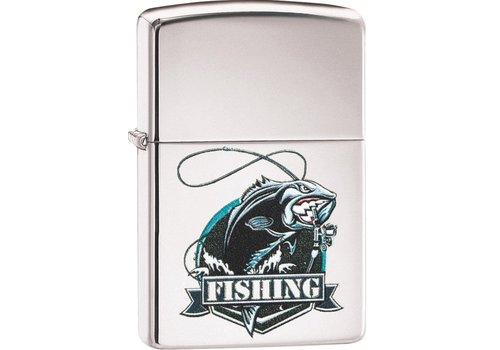 Aansteker Zippo Perch Fishing Rod