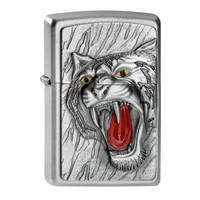 Aansteker Zippo Tiger Head Emblem