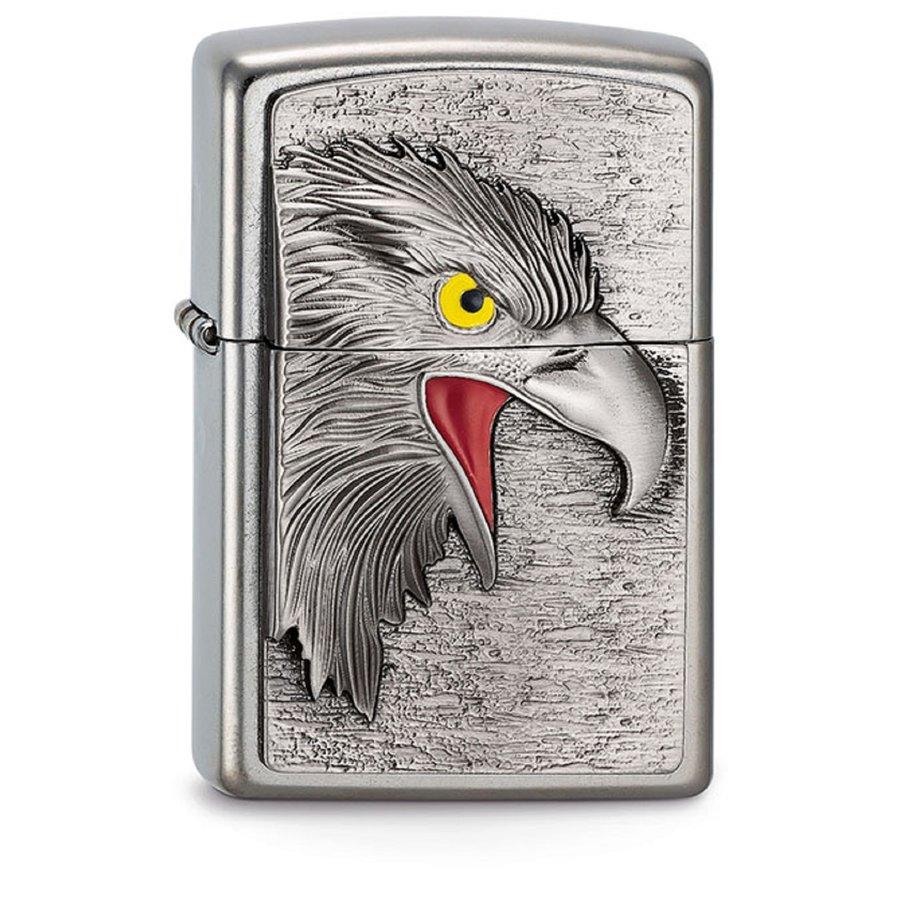 Aansteker Zippo Eagle Head Emblem