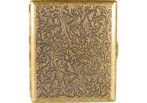 Cigarette Case Jean-Claude Antique Messing Venetian