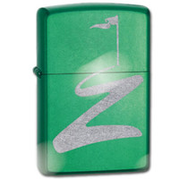 Lighter Zippo Meadow Golf