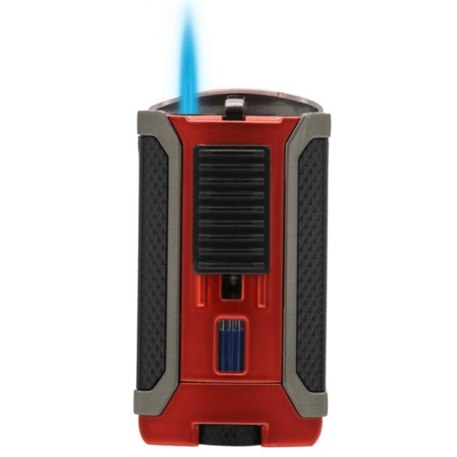 Lighter Colibri Apex Red Matte