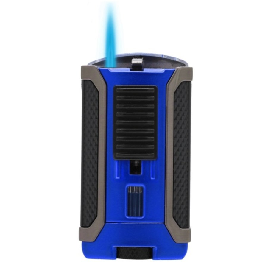 Aansteker Colibri Apex Blue Matte