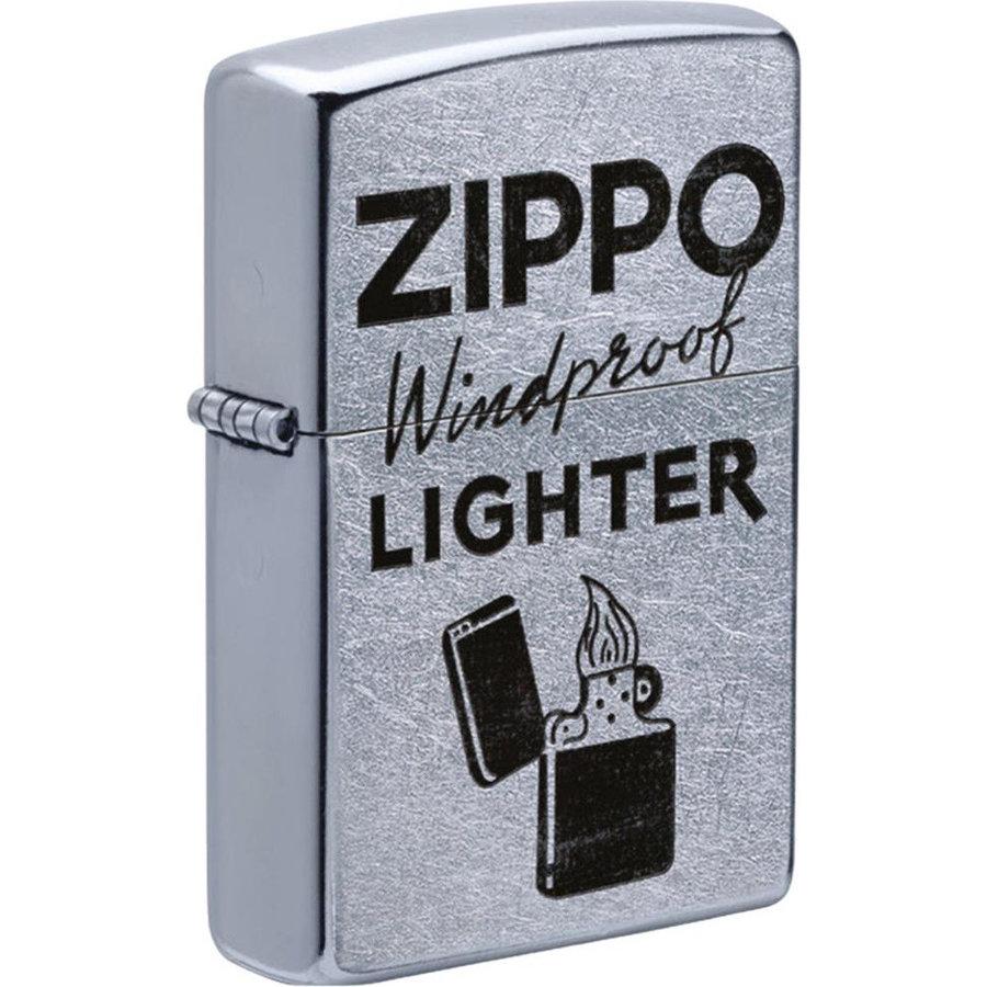 Aansteker Zippo Windproof Lighter