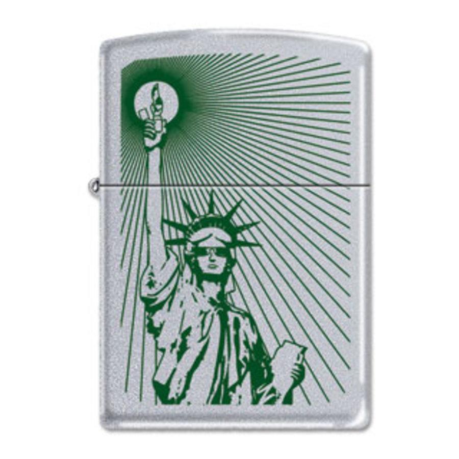 Aansteker Zippo Statue of Liberty New York
