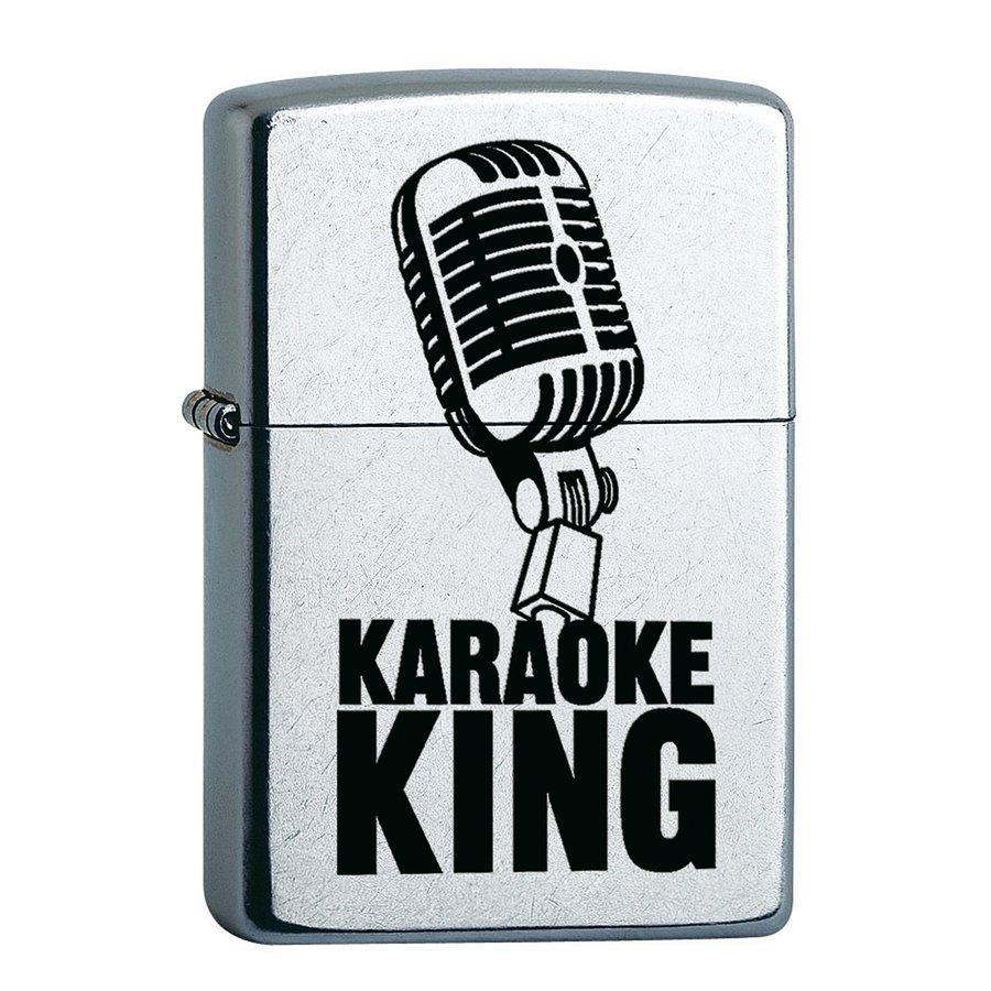 Aansteker Zippo Retro Microphone