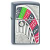 Zippo Aansteker Zippo Roulette Emblem