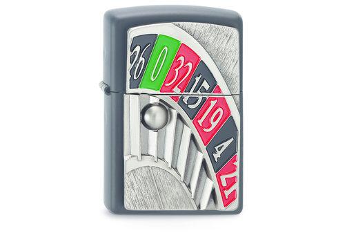 Aansteker Zippo Roulette Emblem