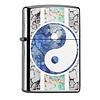 Zippo Lighter Zippo Z-Fusion Yin Yang