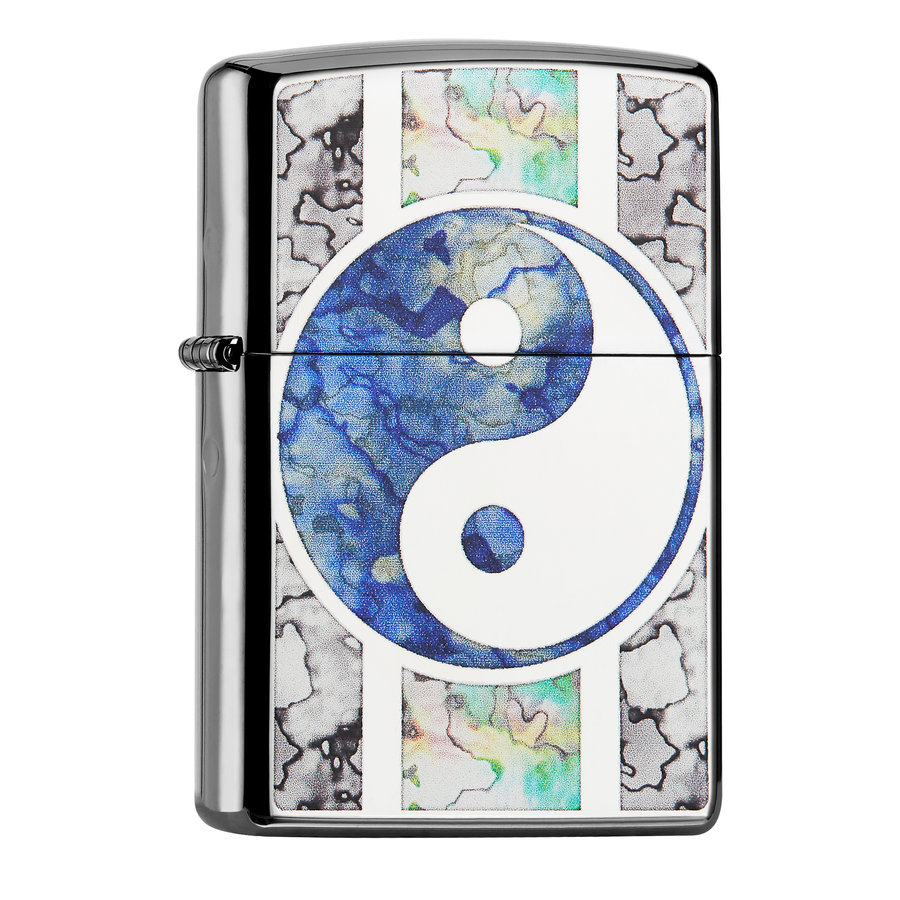 Lighter Zippo Z-Fusion Yin Yang