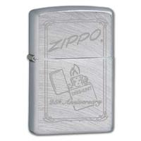Lighter Zippo Chrome Arch 25th Anniversary