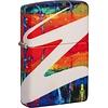 Zippo Lighter Zippo Drippy Z Design