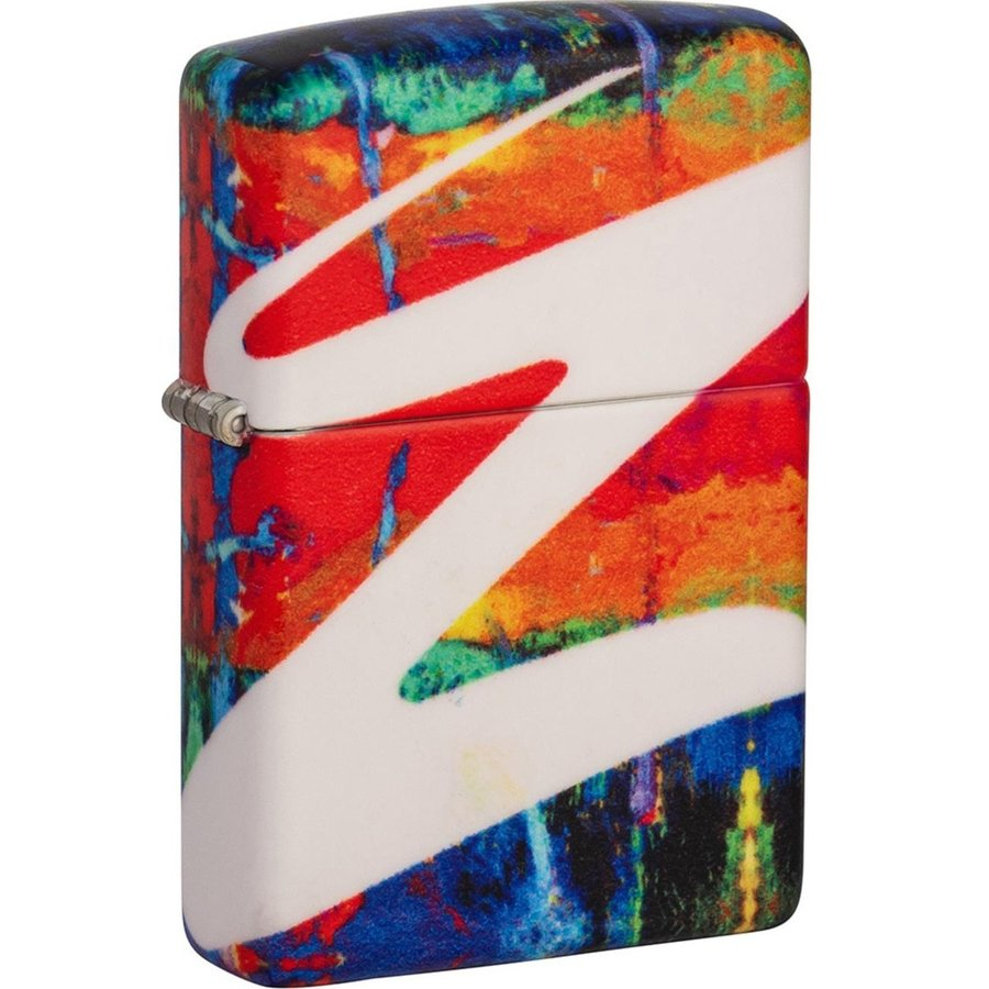 Lighter Zippo Drippy Z Design