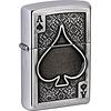 Zippo Lighter Zippo Ace of Spades Emblem
