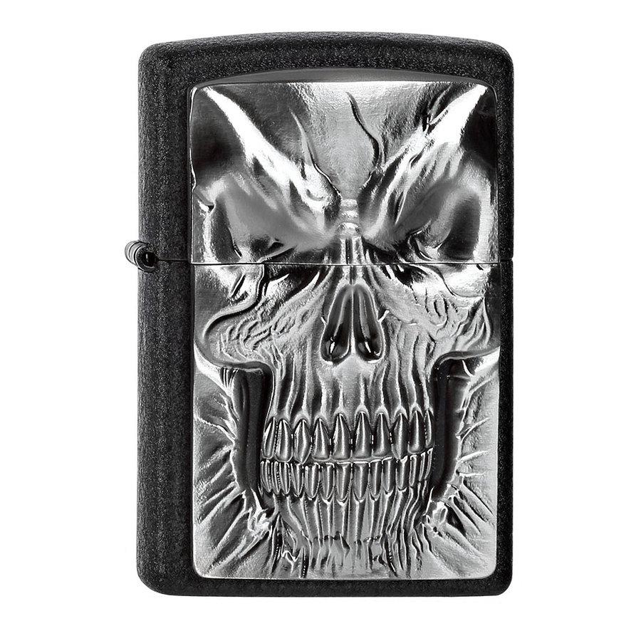Lighter Zippo Shadow Master Emblem