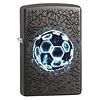Zippo Lighter Zippo Lightning Soccerball