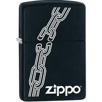 Aansteker Zippo Broken Chain