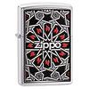 Zippo Lighter Zippo Flower Flames