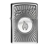 Lighter Zippo Chip Neutral Emblem