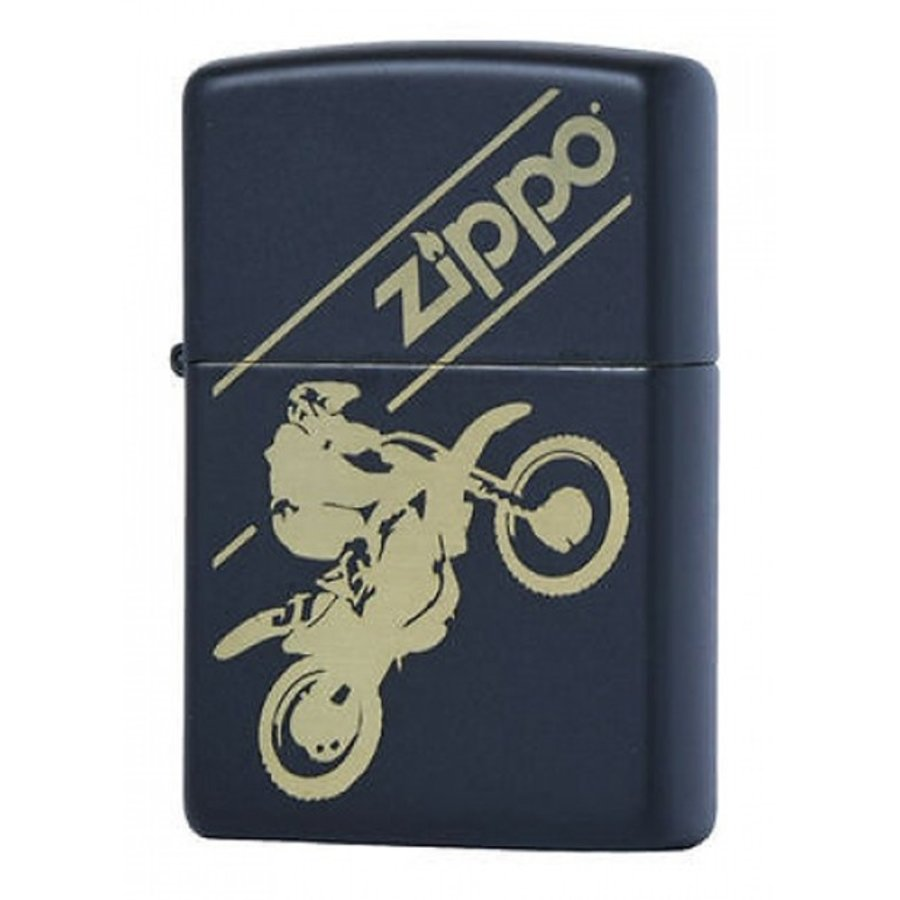 Lighter Zippo Motor Cross