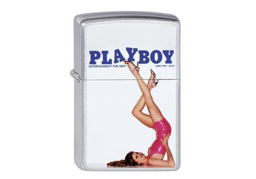 Lighter Zippo Playboy Cover June 1995