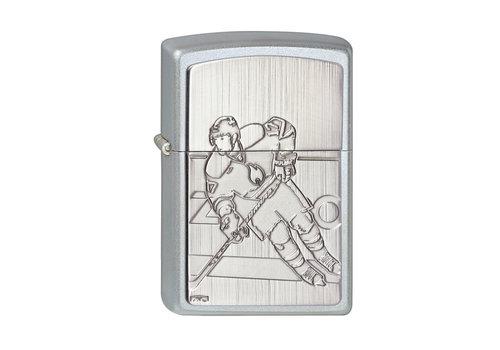 Aansteker Zippo Icehockey Player Emblem