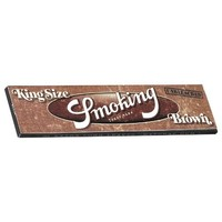 Smoking Kingsize Brown Vloei