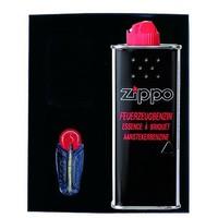 Zippo Lighter Zippo White Flames