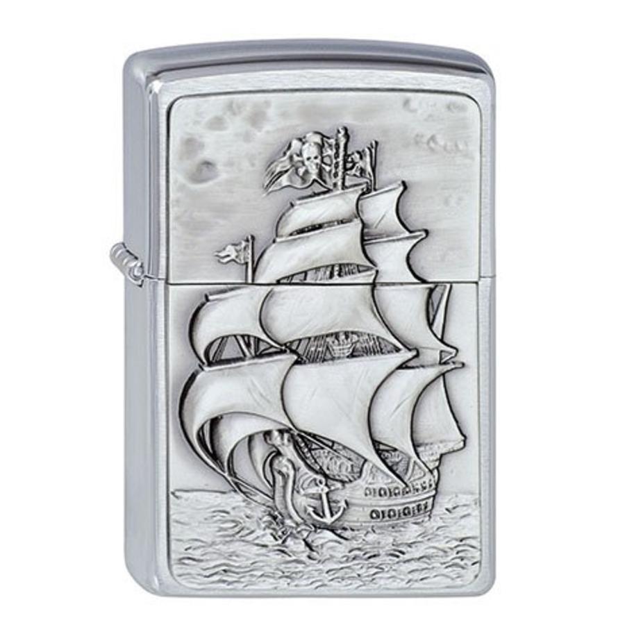 Lighter Zippo Pirates Ship