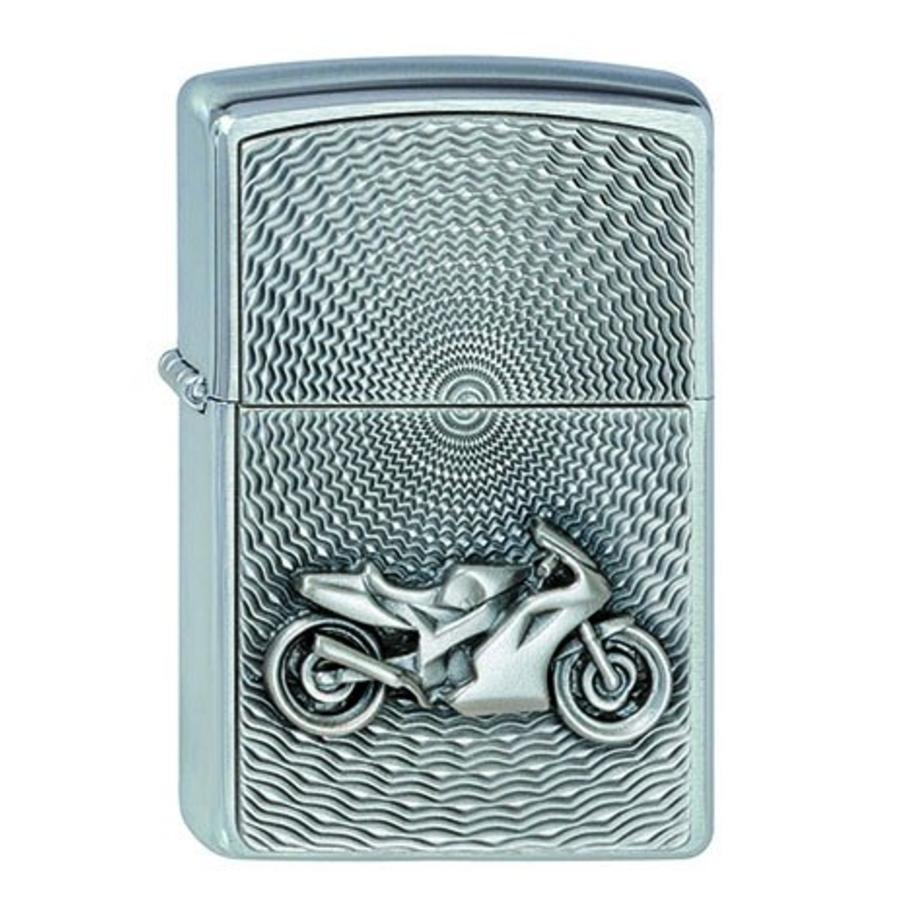 Aansteker Zippo Motor Bike Emblem