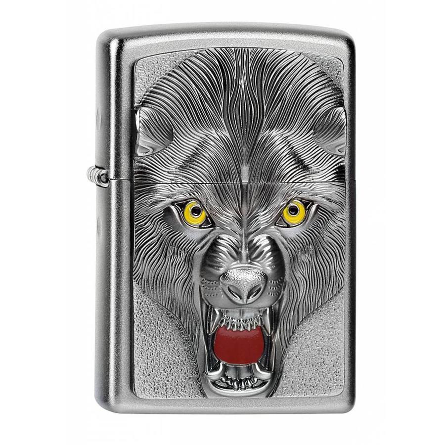 Aansteker Zippo Wolf Eyes