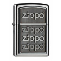 Lighter Zippo 4 Zippo Logos 3D