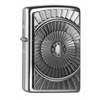 Lighter Zippo Turbine Emblem